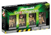 Playmobil 70175 Ghostbusters: 4-Pack Figure Set